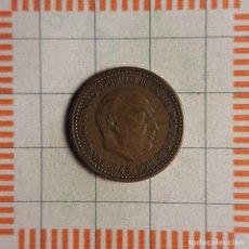 Monnaies Franco: ESTADO ESPAÑOL, 1 PESETA 1947 *49. Lote 234921330