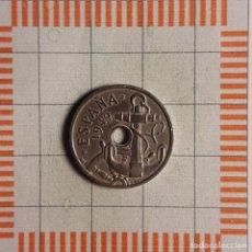 Moedas Franco: ESTADO ESPAÑOL, 50 CÉNTIMOS 1949 *51. Lote 234933590