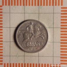 Monnaies Franco: ESTADO ESPAÑOL, 10 CÉNTIMOS 1945. Lote 234936300