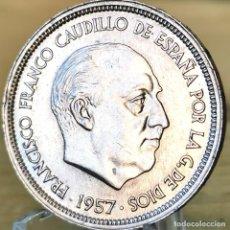 Monedas Franco: AB165. S/C. 50 PESETAS 1957 *60. Lote 235219810