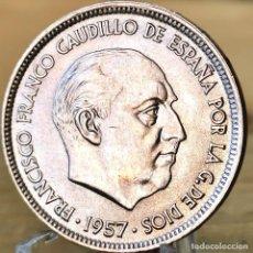 Monedas Franco: AB167. S/C. 50 PESETAS 1957 *71. Lote 235219875
