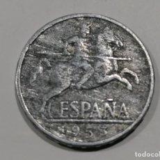 Monnaies Franco: MONEDA CINCO CENTIMOS 1953. Lote 235393045