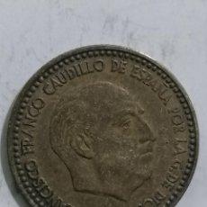 Monedas Franco: MONEDA UNA PESETA 1963, ESTRELLA 65. Lote 236246725