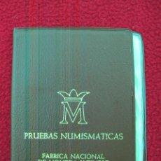 Monedas Franco: CARTERA OFICIAL DE PRUEBAS NUMISMÁTICAS DE LA FNMT DE 1974, CON MONEDAS DE 6 VALORES. Lote 237913465