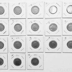 Monedas Franco: TODAS LAS MONEDAS 5 PESETAS FRANCO 1957. 18 MONEDAS. Lote 238295410