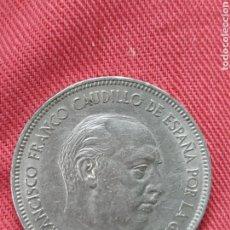 Moedas Franco: 5 PESETAS 1949*49 ESPAÑA. Lote 238550425