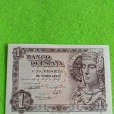 Monedas Franco: UNA PESETA DE 1948. LA DAMA DE ELCHE. SIN CIRCULAR. PRECIOSO.. Lote 239813340