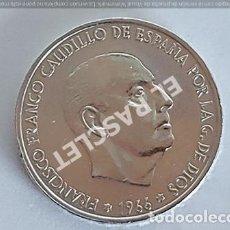 Monedas Franco: ANTIGÜA MONEDA CIRCULADA DE 100 PESESETAS DE FRANCO - AÑO 1966 - ESTRELLA 1968. Lote 239992910