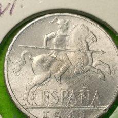 Monedas Franco: 10 CENTIMOS DE 1941. SIN CIRCULAR. ADJUNTO PEDIDOS... Lote 242396140