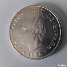 Monedas Franco: MONEDA DE PLATA DE 2000 PESETAS AÑO 1996. Lote 243215165