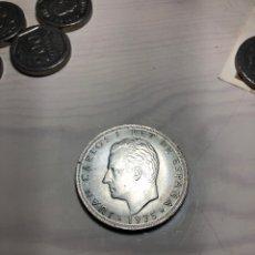 Monedas Franco: 100 PESETAS DE 1975. Lote 243414680