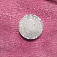 Monedas Franco: PESETA DE 1947 ESTRELLA 48. Lote 244582120