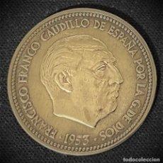 Monedas Franco: 2,5 PESETAS 1953 *19*54 MUY BUENA CONSERVACIÓN. Lote 244586200