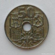 Monedas Franco: 50 CÉNTIMOS DE 1.949.. Lote 244598930
