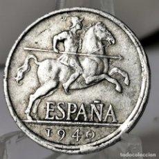 Monedas Franco: ⚜️AB423. 5 CÉNTIMOS 1940. Lote 245770580