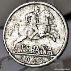 Monedas Franco: ⚜️AB422. 5 CÉNTIMOS 1940. MBC+. Lote 245770715