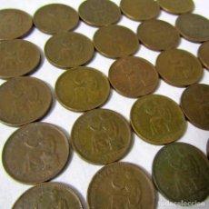 Monedas Franco: 26 MONEDAS DE 50 CÉNTIMOS 1937. Lote 245986495