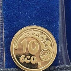 Monedas Franco: 10 ECUS 1989. ESPAÑA. Lote 247990895