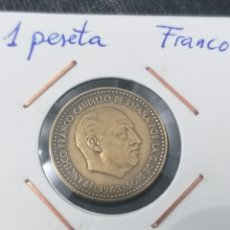 Monedas Franco: 1 PTA. 1963 * 66 MBC+ ESTADO ESPAÑOL. Lote 249368700