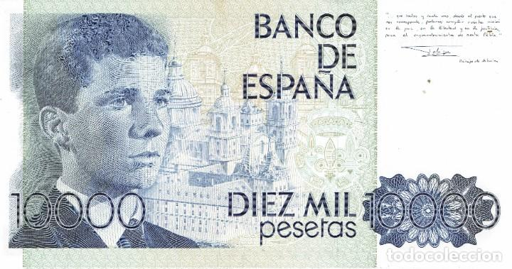 DIEZ MIL PESETAS, JUAN CARLOS I (Numismática - España Modernas y Contemporáneas - Estado Español)