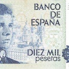 Monedas Franco: DIEZ MIL PESETAS, JUAN CARLOS I. Lote 253139020
