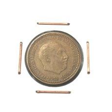 Monedas Franco: MONEDA DE 1 PESETA DE 1953 CON ESTRELLA DEL 62. Lote 253161705