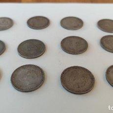 Monedas Franco: LOTE DE 12 MONEDAS DE 100 PESETAS 1966. Lote 253169845