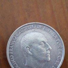Monedas Franco: 100 PESETAS DE PLATA FRANCO ESTRELLA 66 ESPAÑA 1966 MONEDA DE ESPAÑA. Lote 253306270