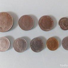 Monedas Franco: ESPAÑA - MONEDAS VARIAS CON LA EFIGIE DE JUAN CARLOS I. Lote 253779750