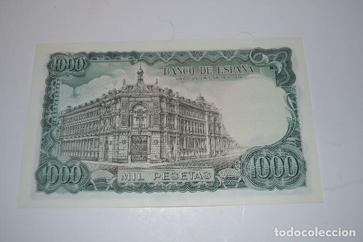 Monedas Franco: billete de 1000 pesetas de echegaray - Foto 2 - 254458825