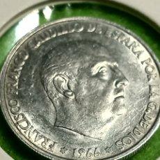 Monedas Franco: 50 CENTIMOS DE 1966. Lote 254625730