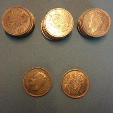 Monedas Franco: LOTE DE 20 MONEDAS. JUAN CARLOS I. 50 PESETAS.. Lote 254932905