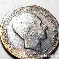 Monedas Franco: MONEDA ESPANA 10 CENTIMOS 1879 BRONCE KM 675 LOTE 7497. Lote 255288635