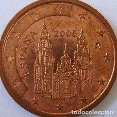 Monedas Franco: BLAMANAN ESPANA 2 EURO CENT 2006. Lote 255304405