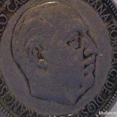 Monedas Franco: 5 PESETAS 1957 *71. Lote 255378340