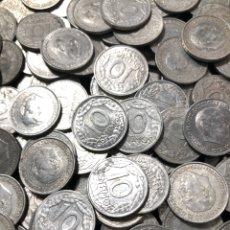 Monedas Franco: 100 MONEDAS DE 10 CÉNTIMOS DE 1959 . EXCELENTE BUENA CONSERVACIÓN. Lote 255654245