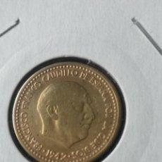 Monedas Franco: 1 PESETA 1947 ESTRELLA 56. Lote 255921570