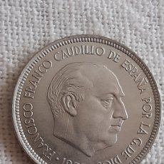 Monedas Franco: (ESPAÑA)(1957*75) 5 PESETAS ESTADO ESPAÑOL. Lote 255994030