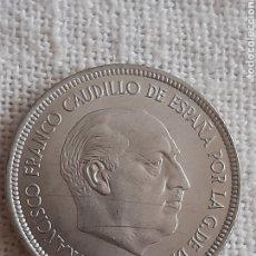 Monedas Franco: (ESPAÑA)(1957*74) 5 PESETAS ESTADO ESPAÑOL. Lote 255995290