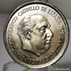 Monedas Franco: ⚜️ B2228. SIN CIRCULAR. 25 PESETAS 1957 *74. AC408. Lote 257534230