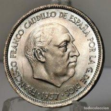 Monedas Franco: ⚜️ 25 PESETAS 1957 *68. SIN CIRCULAR. AC386. Lote 257545300