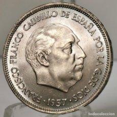 Monedas Franco: ⚜️ 25 PESETAS 1957 *67. SIN CIRCULAR. AC380. Lote 257546040