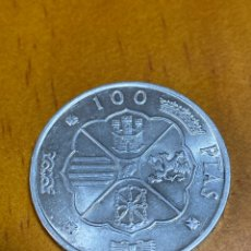 Monedas Franco: MONEDA 100 PESETAS DE FRANCO PLATA ESTRELLA 66. Lote 257878555