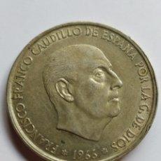 Moedas Franco: 100 PESETAS FRANCO 1966 *68 REF. 203. Lote 260394555
