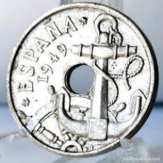 Monedas Franco: ⚜️ 50 CÉNTIMOS 1949 *62. AC580. Lote 261639690
