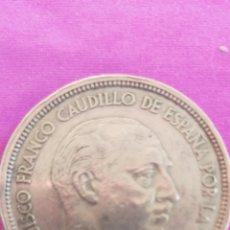 Monedas Franco: MONEDA DE 50 PTS *58 DE FRANCO. Lote 262077435
