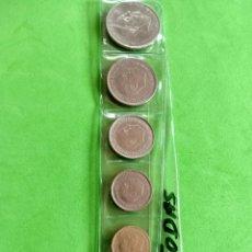 Monedas Franco: LOTE. TIRA DE 6 MONEDAS DE ESTRELLA 67. UNA MONEDA 100 PESETAS DE 1966 ESTRELLA 67/ ,50. *67/25*67/. Lote 262152105