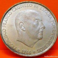 Monedas Franco: ESPAÑA, 100 PESETAS, 1966*66. PLATA. B. UNC. (1204). Lote 263260145