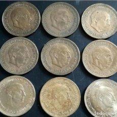 Monedas Franco: MONEDAS DE FRANCO - DIFERENTES Y MBC. Lote 264118880