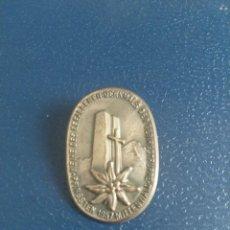 Monedas Franco: INSIGNIA ALFILER GEBIRGS.TRUPPE 1957. Lote 266898954